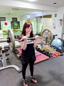 [パワーリフティング]どんなトレーニングメニューをすればいい?