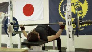 【ベンチプレス】100kgを持ち上げたい!!