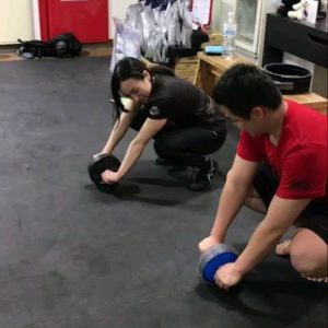 [強くなるためには必須!] 体幹トレーニング、やっていますか?