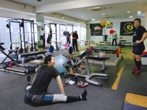 体づくり、体力づくりにトレーニングを始めましょう!