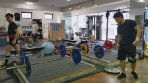 トレーニングで体力をつけたい方へ
