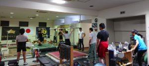 【初心者大歓迎】横浜ウエイトリフティング教室