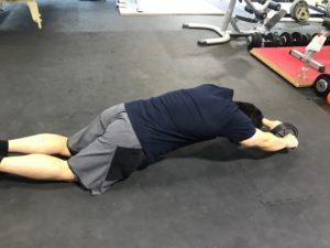 スタッフおすすめ!体幹トレーニング