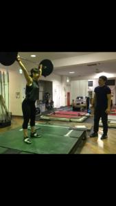 【横浜】ウエイトリフティングパーソナル
